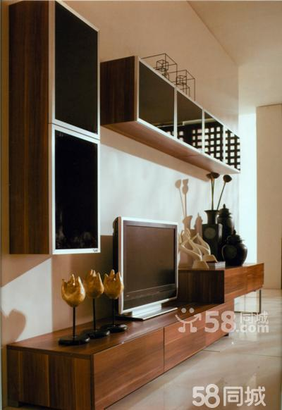楜桃木电视机组合柜