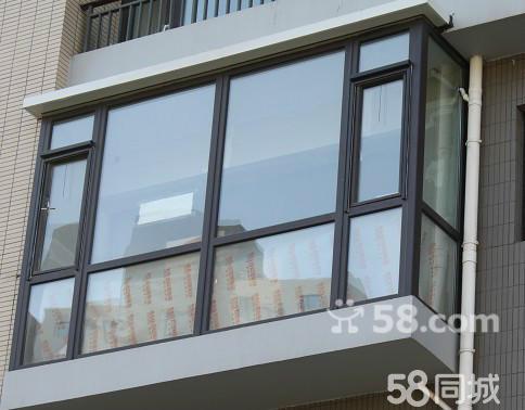 斷橋鋁窗戶店面裝修效果圖