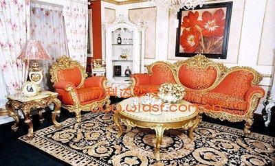 别墅欧式沙发图片