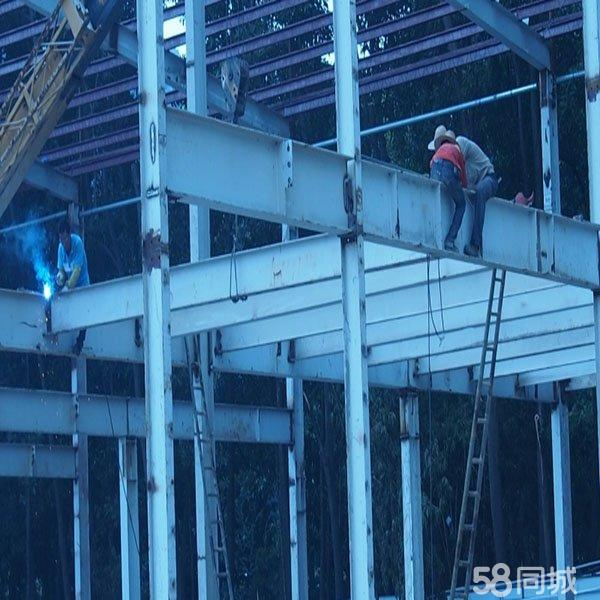 钢结构电焊工程施工
