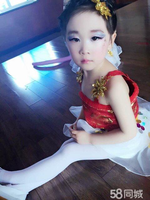 儿童舞台妆