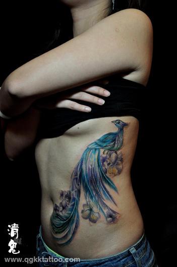 成都去纹身分享展示