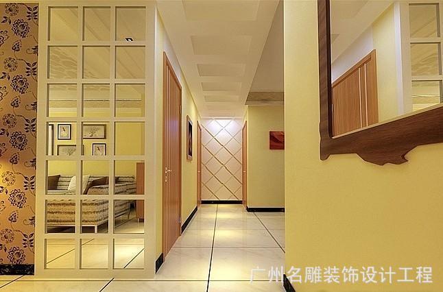 走廊吊顶效果图