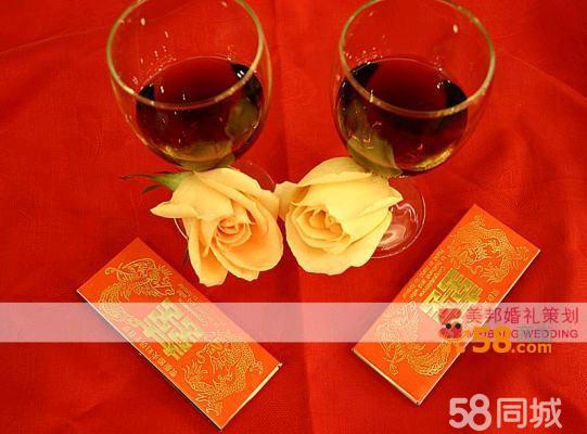 香槟塔仪式位,签到台精致纱艺造型布置 (16) 精美个性迎宾水牌1组