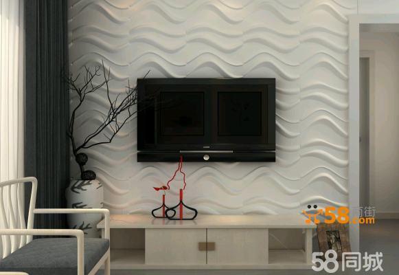 电视背景墙设计_logo背景墙