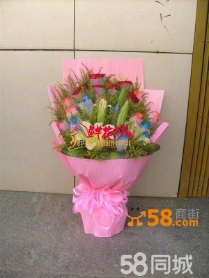 巴西叶配花,瓦楞纸包装