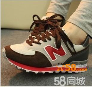韩国阿甘n字母休闲男式运动鞋透气网鞋