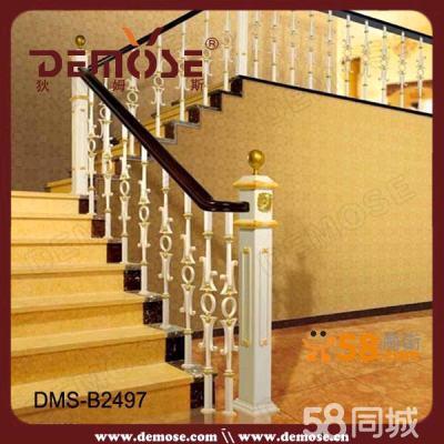 室内走廊/楼梯装饰性铁艺栏杆dms-b2496