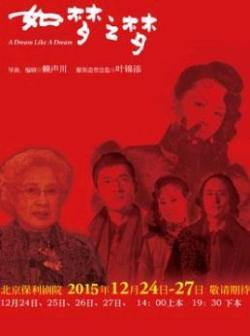 赖声川剧场史诗 中国圣诞·《如梦之梦》
